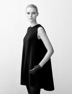 Vestidos elegantes – Looks de Otoño invierno 2016-17- AD MUJER - Adolfo…