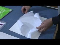 How to Make Rice Paper Shikishi Board Yourself  for Watercolor Painting