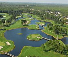 Man O. War Golf Course In Myrtle Beach