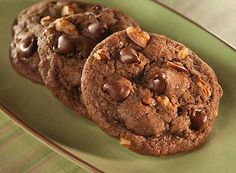 """Fill your cookie jar with HERSHEY'S """"Perfectly Chocolate"""" Chocolate Chip Cookies!"""