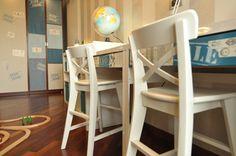 Blue Kids Bedroom by Arch. Rachele Biancalani