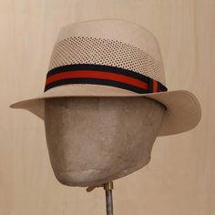 Panama Hat New Blanc XL