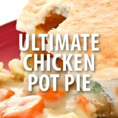 Rachael Ray: Bucket List Chicken Pot Pie Recipe