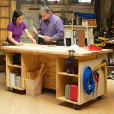 Easy methods to Construct a Device Bench. ** Learn even more at the image link