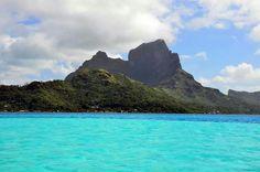 Il richiamo della #Polinesia: #BoraBora