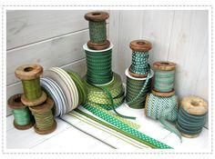 Yummy green ribbons...