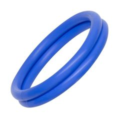 Rocks Off Rudy Penis Ring - Blue | Erection Enhancer Delay Sex Aid #Unbranded
