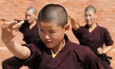 Nepal's kung fu nuns practise karma with a kick
