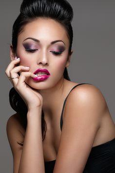 Eurasian Makeup