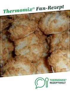 Kokosmakronen von Foodtastic. Ein Thermomix ® Rezept aus der Kategorie Backen süß auf www.rezeptwelt.de, der Thermomix ® Community.