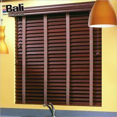 """Custom blinds for half doors...Bali: 2"""" Premium Faux Wood"""