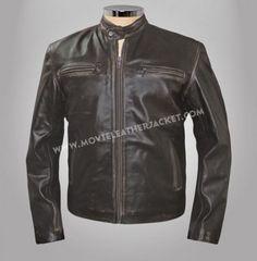 Contraband Mark Wahlberg Leather Jacket  #markwahlberg #maxpayne #jacket #fashion #winter jacket