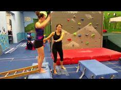 Gymsport Preschool Circuit 4 (week 1) - YouTube
