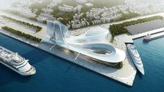 asymptote architecture | keelung slideshow