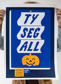 Ty Segall Poster