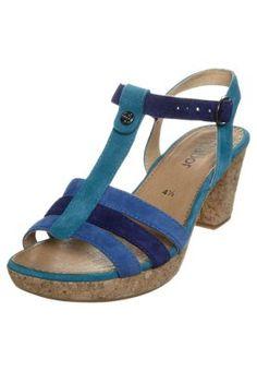 Sandaler  - blå