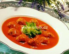 Brambory se dvěma druhy hub na kyselo – U Miládky v kuchyni Thai Red Curry, Hub, Ethnic Recipes, Food, Essen, Meals, Yemek, Eten
