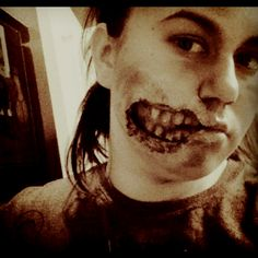 Special Effects Makeup!!!