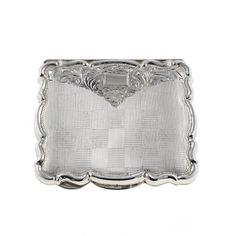 English sterling silver