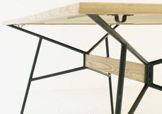 Dining table by Gaillard & Lagarde