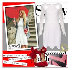 """Romwe"" by adanes ❤ liked on Polyvore featuring SANCHEZ, romwe and polyvoreeditorial"