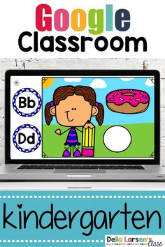 Teach beginning sounds with Google Classroom and assess phonemic awareness. . Google Classroom is a fun activity to help your kindergarten practice and learn the initial sounds of letters. Perfect for small groups intervention, literacy centers, independent practice or even for homework. This resource has sound files making differentiation easier than ever to practice and increase reading fluency. This resource is self-checking with immediate feedback . Kindergarten Lesson Plans, Kindergarten Literacy, Literacy Centers, Classroom Activities, Google Classroom, Special Education Classroom, Phonemic Awareness, Initial Sounds, Small Groups