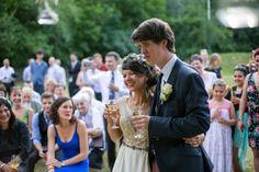 Andi és Miki 100% DIY, csupa szív esküvője I Bohém Esküvő