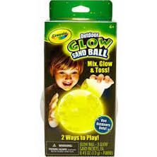 Crayola Outdoor Glow Sand Ball