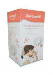 Weewell - Weewell Jelli Göğüs Pedi 40'lı