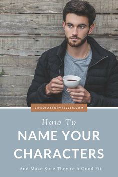 HOW TO NAME YOUR CHARACTER | Life Of A Storyteller