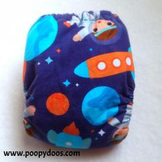 Space Astronaut AI2 :: Poopy Doo Cloth Diapers & More Online Shop