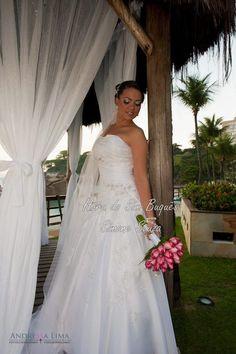 Noiva Isabela Garcias