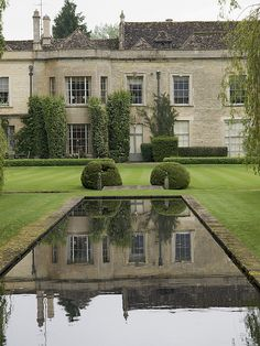 Down Ampney House, Gloucestershire, by Nigel Musgrove-one million views-thank you! on Flickr.