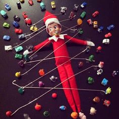 Just Simply Christmas: Elf on the Shelf