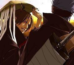 Lily: Itachi & Kisame