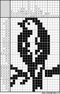 Knitting Charts, Loom Knitting, Knitting Socks, Knitting Patterns, Small Cross Stitch, Cross Stitch Animals, Cross Stitch Silhouette, Fair Isle Chart, Graph Design