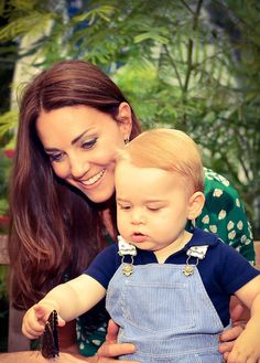 Happy First Birthday Prince George!