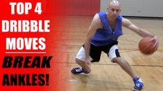 dc2b4457cbd4 Top 4  Best Basketball Dribbling Moves - Break Ankles!