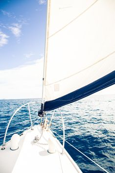 Setting sail in Vieques, Puerto Rico.  http://www.thecoveteur.com/w-hotels-vieques/