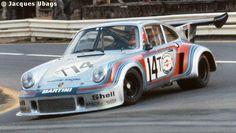 Spa 1000 Kilometres 1974 - Porsche 911 Carrera RSR Turbo no.14T - Racing Sports Cars