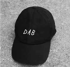 DAB baseball cap Velcro, Strap and Buckle back Buyers love and wear everywhere :) Gets yours today with our free shipping *not stitched*