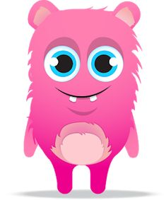 Fuentes' English Corner : Choose your favourite Avatar_Class Dojo Dojo Monsters, Cartoon Monsters, Cute Monsters, Monsters Inc, Little Monsters, Class Dojo, Dojo Points, Monster Theme Classroom, Monster Clipart
