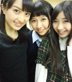 kanako, shiori and momoka
