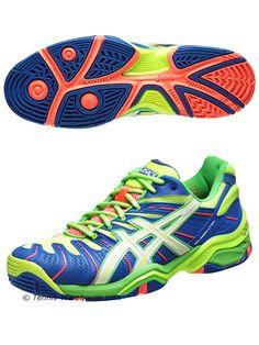 Con estas zapatillas los miembros de Flúor Estudio saldrán a trotar por las mañanas!!