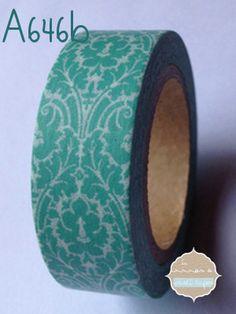 Washi Tape Veneciano Barroco