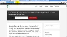 Super Servidor aula grátis 01   Confira um novo artigo em http://criaroblog.com/super-servidor-aula-gratis-01/