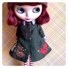 I need to find this! My Gentle River has the rest of her stock outfit but I haven't found the coat.