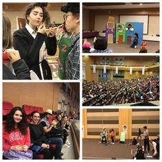 Özel Mürüvvet Evyap Koleji ve Fen Lisesi Destination-Imagination Kulübü öğrencileri, 15-19 Şubat tarihleri arasına Kuşadası'nda düzenlenen DAT 2018'e katılmışlardır. Öğrencilerimiz; güzel sanatlar, mühendislik ve sosyal sorumluluk alanında yarışmışlardır. Hem eğlendikleri hem de bol tecrübe kazandıkları bir yarışma olmuştur. Hepsini çabalarından dolayı tebrik ediyoruz.