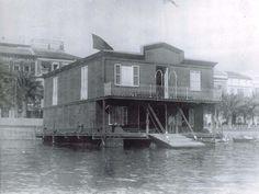 Real Club de Regatas de Alicante; en 1890