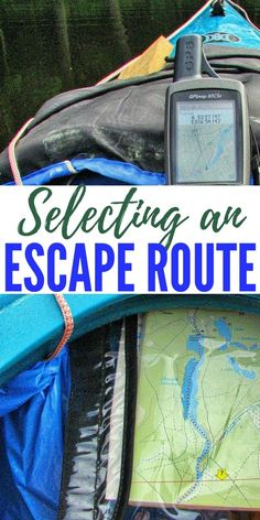 Selecting an Escape Route — You may have the food storage and you may have the bugout location. If you plan on jumping onto the highway during a disaster and zipping to that location you may find serious resistance on the roads.